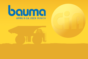CAN in Automation (CiA): Bauma 2019 in Munich (Germany)